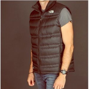 The North Face•Like New Down vest 550